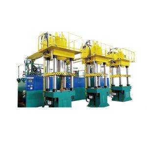Hydraulic Molding Machine for Warm Extrusion YBW Series